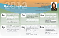 Church Schedule thumbnail