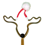Reindeer with Hat thumbnail