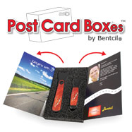 Post Card Boxes