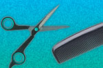 Salon Scissors thumbnail