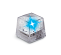 MiniGlow Clear w/ Blue LED Ice Cube thumbnail