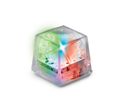 MiniGlow Clear w/ Multicolor LED Ice Cube thumbnail