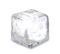 UltraGlow Clear w/ White LED Ice Cube thumbnail