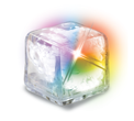 UltraGlow Clear w/ Multicolor LED Ice Cube thumbnail