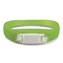 Pulse Bracelet - Green w/ White LEDs thumbnail