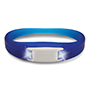 Pulse Bracelet - Blue w/ White LEDs thumbnail