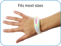 pulse bracelt sizes