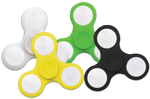spinner colors